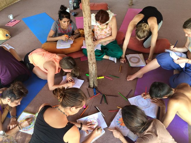 26 Days 200-Hr Yoga Teacher Training in Goa, India