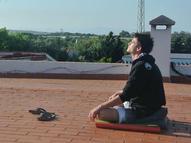 4 días retiro de yoga en Tarifa, España