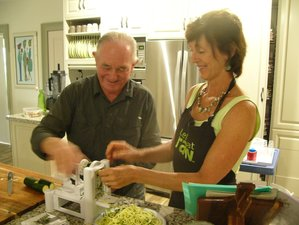 2 Days Raw Food Cooking Holidays in Australia