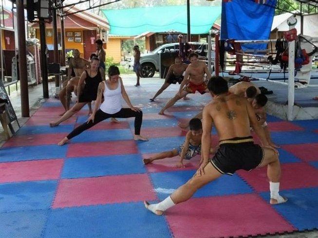 2 Months Koh Phangan Muay Thai Camp in Thailand