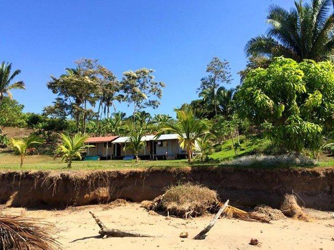 6 Days Private Island Surf Camp in Chiriqui, Panama