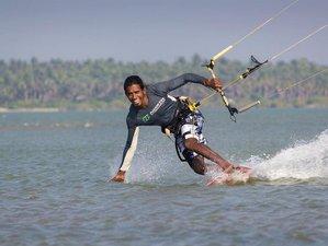 8 Days Kite Learn and Stay Camp in Kalpitiya, North Western Province, Sri Lanka
