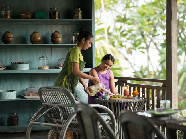 4-Daagse Relaxte Wellness Meditatie en Yoga Retraite Ubud, Bali