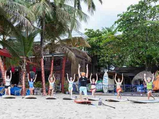 5 Days Surf & Yoga Retreat in Dominican Republic