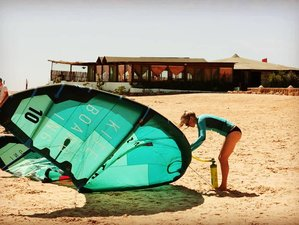 7 Day Fantastic Kitesurf Camp in Dakhla