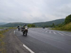 11 Days Ukrainian Guided Motorcycle Tour to Kyiv and Chernobyl From Vienna