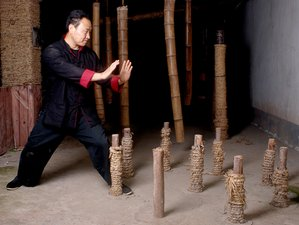 5 Month Kung Fu Instructor Training Course in Chengdu, Sichuan