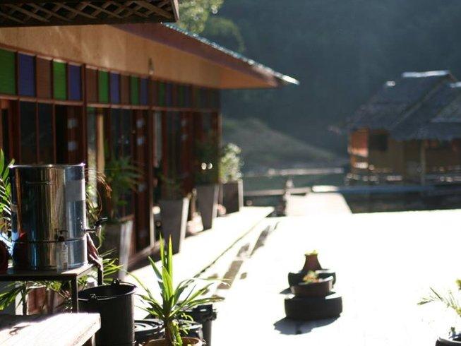 12 Days Thai Massage and Yoga Retreat in Surat Thani, Thailand