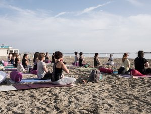 15 Day 100-Hour Yoga Teacher Training on The Beach in Misano Adriatico, Province of Rimini