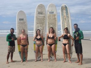 7 Days Brunela Experience Surf and Yoga Retreat in Santa Teresa, Costa Rica