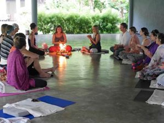 36 Days 300-Hour Yoga Teacher Training in Bali