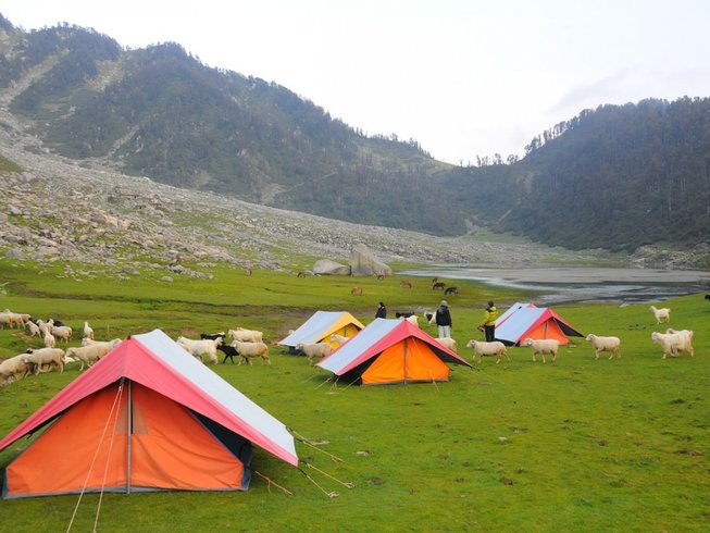 20 Days Yoga, Trek and Wildlife Tour in Roopkund, India