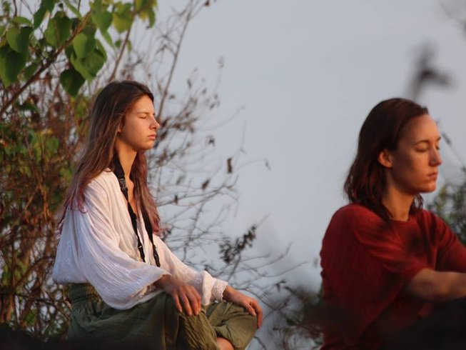 7 Tage Basti Detox, Meditation, und Yoga Retreat in Goa, Indien