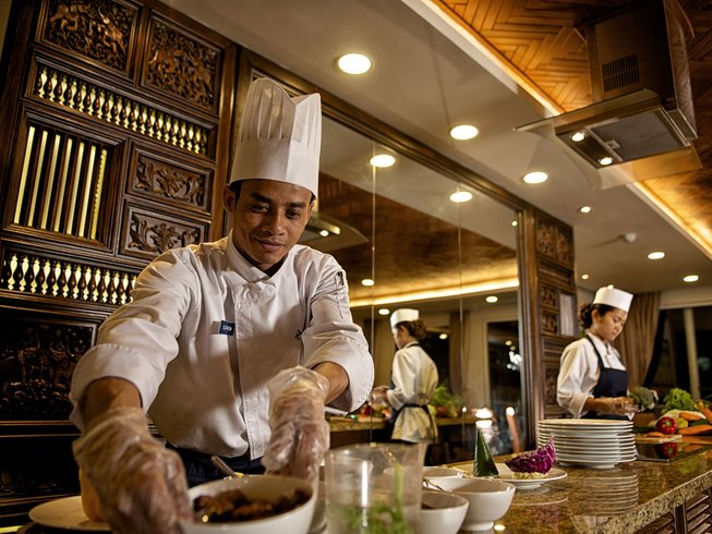 13 Days Cooking Cruise Holidays in Vietnam and Cambodia