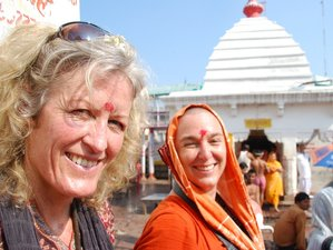 7 Days Prana Vidya India Yoga Retreat