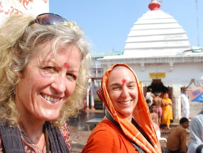 7 Days Prana Vidya India Yoga Retreat - BookYogaRetreats com
