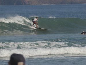 6 Days Couple's Surf Camp Tamarindo, Guanacaste, Costa Rica