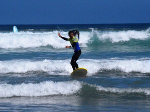 8 Days Adult Surf Camp Lanzarote, Spain
