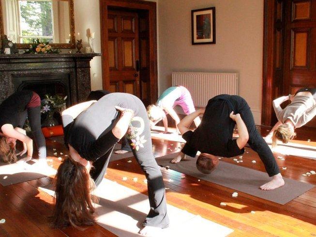 3 Days Weekend Yoga Retreat in Wicklow, Ireland