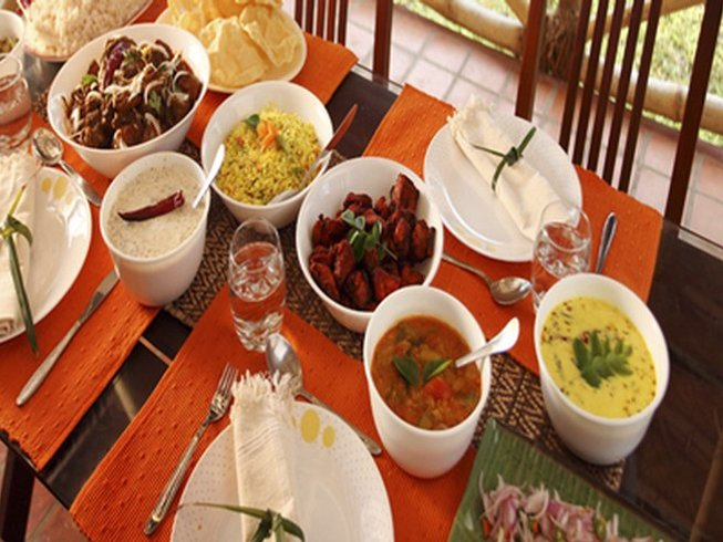 4 Days Organic Farm Culinary Tour in India