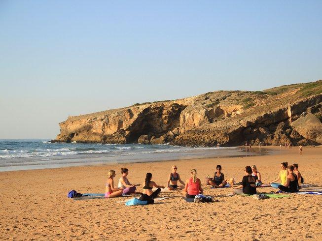 8 Days Meditation and Yoga Retreat in Aljezur, Portugal