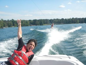 28 Days Intense Wakeboard, Waterski, and Wakesurf Camp in Perry, Ontario, Canada