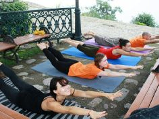 29 Days 200hr Yoga Teacher Training in Rishikesh, India