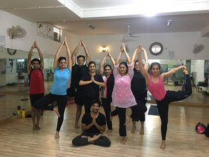 26 Days 200hr Hatha Yoga Teacher Training in India