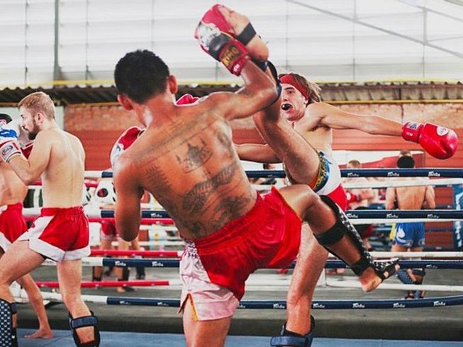 2 Weeks Muay Thai Training in Chiang Mai, Thailand