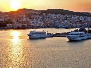 8 Tage Stimme, Klang und Yoga Retreat auf Lesbos, Griechenland