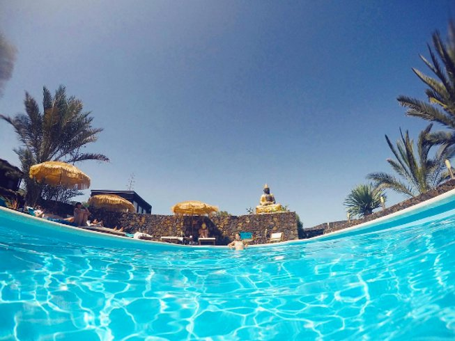 8 Tage Einführung in Ashtanga Yoga Urlaub in Spanien