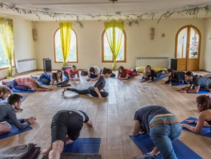 3-Daagse Meditatie en Yoga Weekend Retraite in Spanje