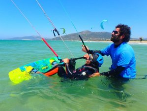 7 Days Beginner Kitesurfing Camp in Cadiz, Andalusia, Spain