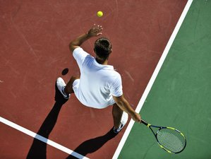 8 Days Tennis and Culinary Holiday in France