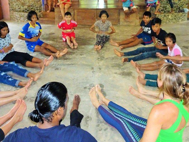 10 Days Children's Yoga Teacher Training Thailand