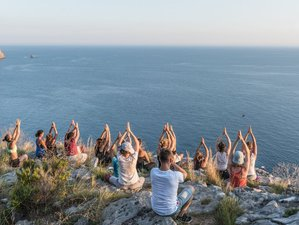 8 Tage Zeit für Dich Yoga Retreat mit Wandertouren Entlang der Küste Montenegros