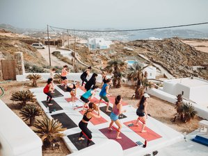 6 Day Yoga and Body Workout Holiday in Mykonos, Cyclades Islands