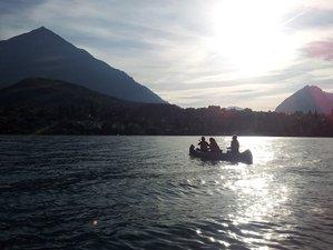 3 Tage Yogaherz Wochenend Retreat Pura Vida und Spa in Gwatt, Schweiz