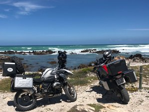 12 Days The Roof of Africa Guided Motorcycle Tour in South Africa and Lesotho
