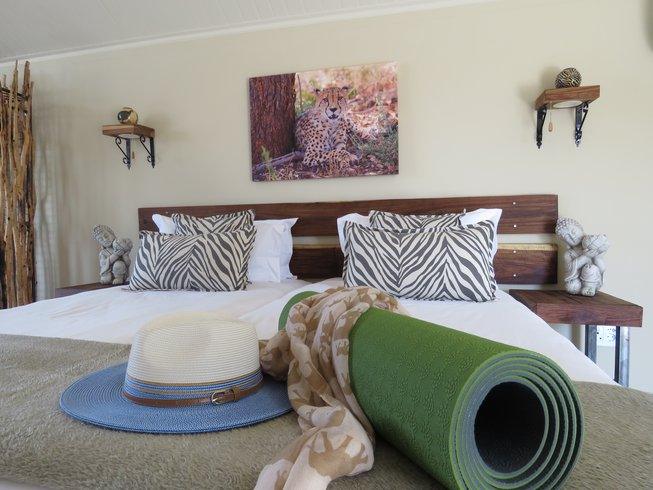 7 Day Safari Adventure, Yoga and Meditation  Retreat in Namibia
