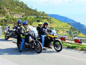 8 Day Breathtaking Tuscany and Cinque Terre Guided Motorcycle Tour in Italy