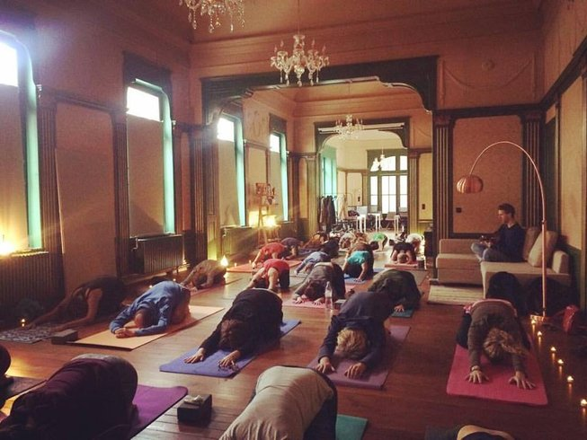 7 Days Yoga and Meditation Retreat in Umbria, Italy