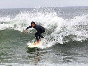 4 Days Surf Camp in Tamraght, Morocco
