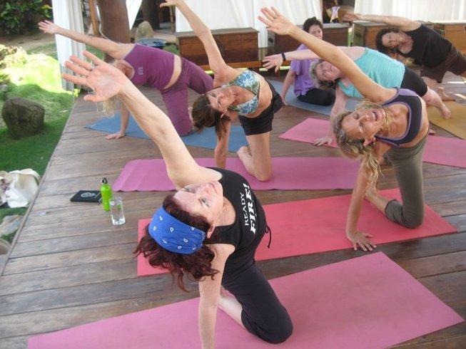 8 Days Dance, Cleanse, Meditation & Yoga Retreat Mexico