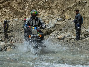 12 Day Old Silk Route: Spiti Valley Private Luxury Guided Motorcycle Tour in India