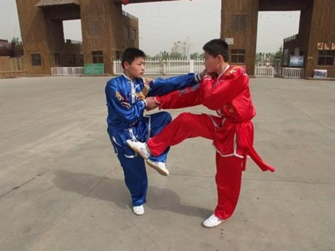 1 Month of Fohan, Shaolin, or Taijiquan in Henan, China