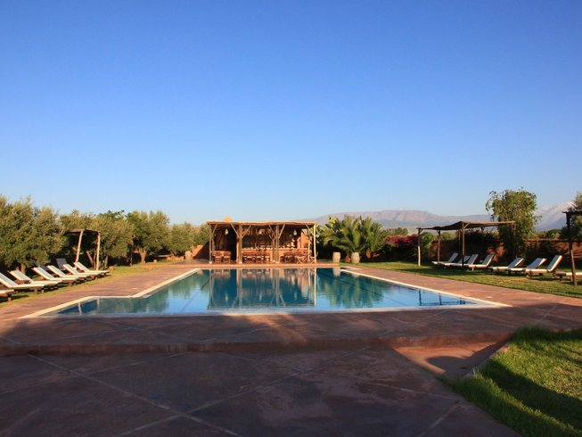 7 Days Detox,Yoga & Meditation Retreat in Morocco