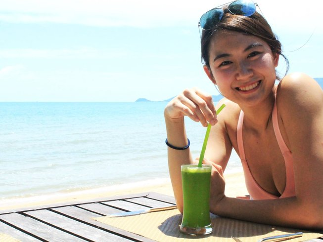 8 Days Vitality Juice Detox and Yoga Retreat in Koh Samui, Thailand