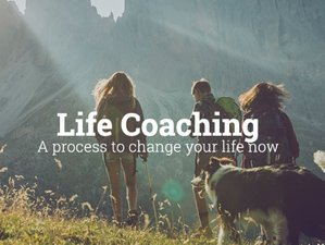 4 Online One-on-One Sessions of Life Coaching with Shelly Lynott