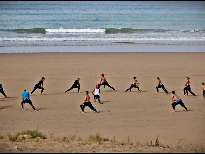 8 días retiro de surf y yoga en Marruecos